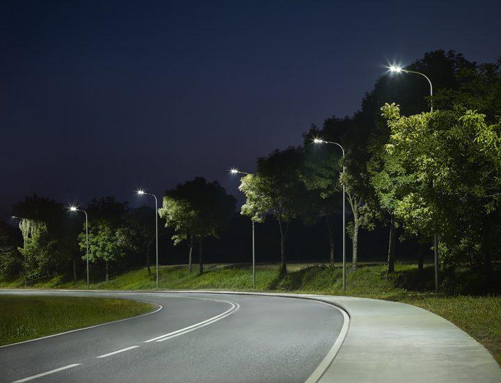 Alumbrado carretera