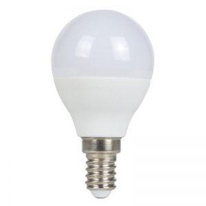 Bombilla LED E14 G45 7W en Caja