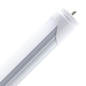 Tubo de LED T8 1200 mm 20W Conexión Un Lateral